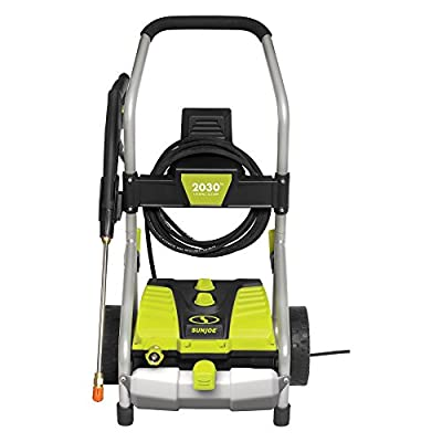 Sun Joe SPX4000 Electric Pressure Washer with Pressure-Select Technology