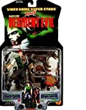 Resident Evil  Chris Redfield with Cerberus Action Figure 2-Pack