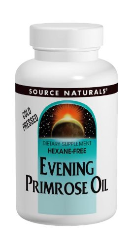 Evening Primrose Oil  Hexane-Free 90 Softgel
