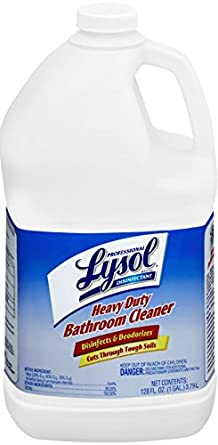 Lysol Professional Heavy Duty Bathroom Cleaner