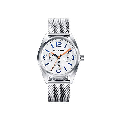 Viceroy Watch 401103-04 Next Child White Steel