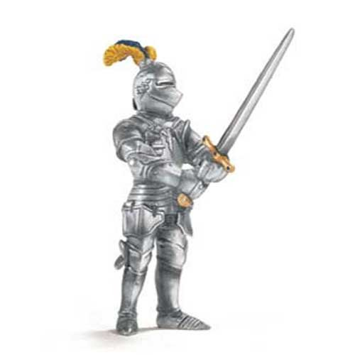 - Schleich Knight with Great Sword