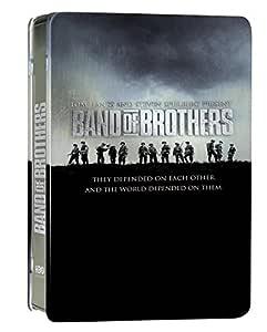 Band of Brothers [Reino Unido] [DVD]: Amazon.es: Cine y ...