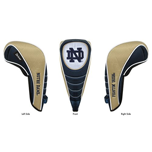 Team Effort Notre Dame Fighting Irish Shaft Gripper Driver (Notre Dame Driver Headcovers)