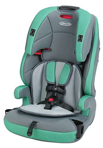 Graco Tranzitions 3-in-1 Harness Booster Convertible Car Seat, Basin (1 1 A)