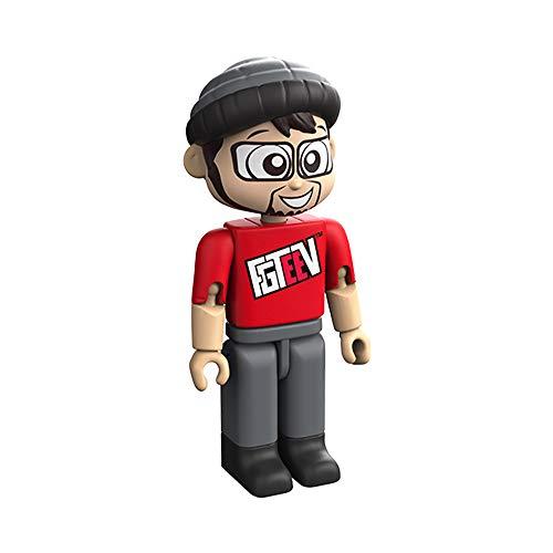 FGTeeV - Funnel Boy Fun House Buildable Set (474 Pieces)