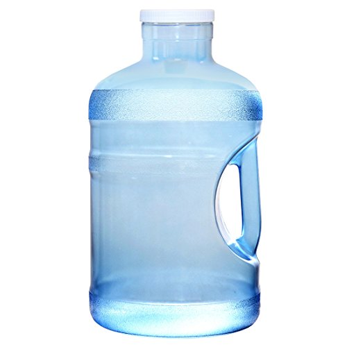 5 gallon clear water jug - 9