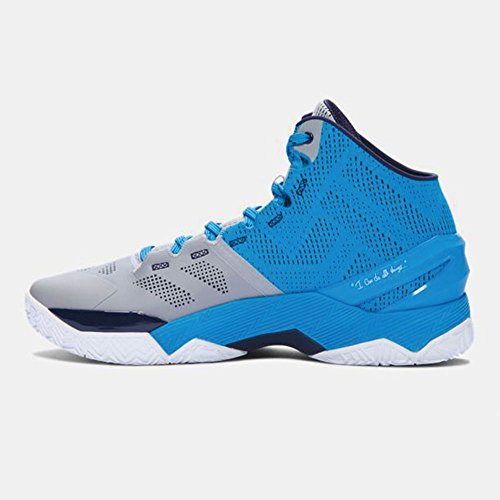 Basketball Curry Electric Under Armour 2 Blue Men's wZgtp