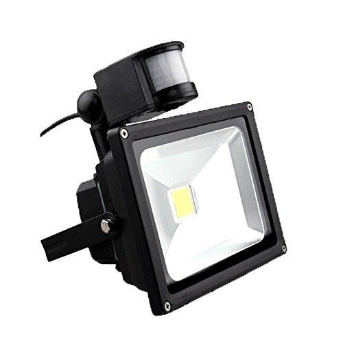 35 opinioni per Hengda® 20W Faretto Faro LED a luce bianca con sensore di movimento luci di