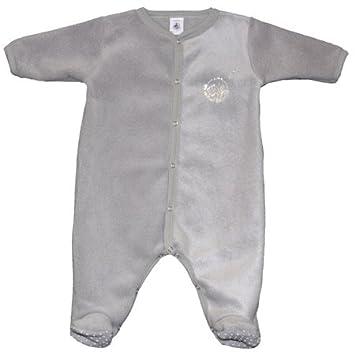 3dadc01ff63e1 Petit Bateau - Sur-Pyjama en polaire - 1 mois - Rocher: Amazon.fr ...