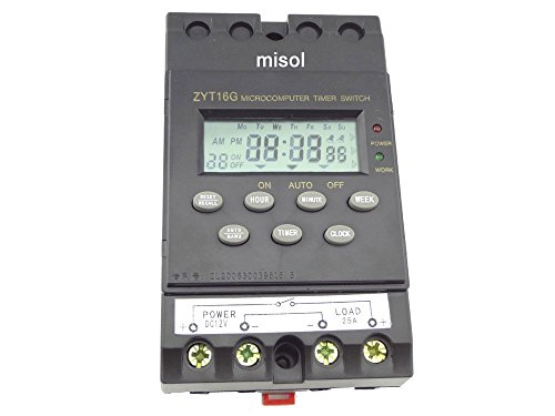MISOL Controller display program programmable product image