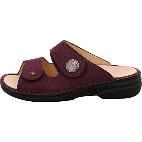 Grape Mambo Comfortmenorca Donna Ciabatte Finn soft qwAOfzwR