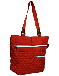 Mosey Life Gatitote Gat024Ca Tote, Cayenne, One Size