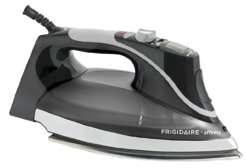 Frigidaire Iron (Frigidaire Affinity Steam+Pro LCD Iron (Classic Black))