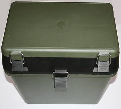Zebco Köderbehälter gr/ün 45 mm