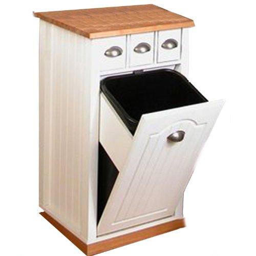 meuble cache poubelle cuisine latest cache poubelle en bois autoclav double xx with meuble. Black Bedroom Furniture Sets. Home Design Ideas
