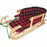 Handcrafted Classic Baby Sleigh XL