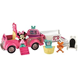 Fisher-Price Disney Minnie, Minnie's Happy Helpers Van