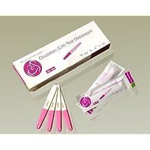 Ecloud Shop 10 Ovulation LH Test pens - Highly Sensitive Ovulation/Fertility Tests