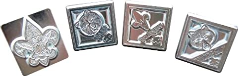 Springfield Leather Company's 3D Scouting Stamping Set