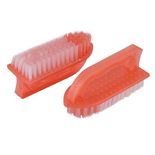 DealMuxプラスチック服カーペットシューズ床スクラブ洗浄ブラシツール2PCS B072TV44J5