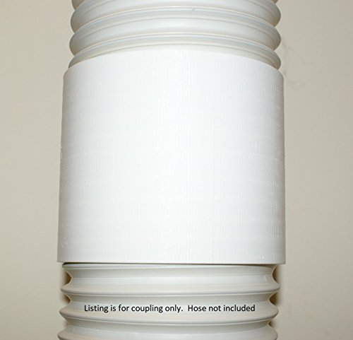 6'' Portable Air Conditioner (A/C) hose Coupling/Coupler/Connector(3D Printed USA)