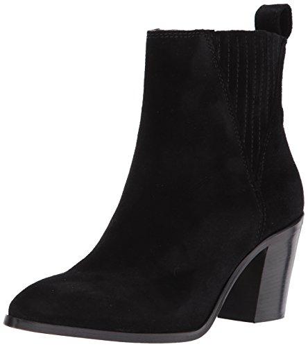 Diesel Women's Mannish D-Annish HA Fashion Boot, Black, 7 M US