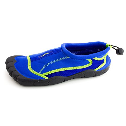 Ics Scii Womens Outdoor Beach Pool Creek Aqua Water Shoes (adulti) Royal