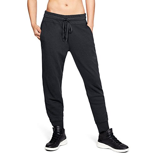 Under Armour Women's Unstoppable Double Knit Pants, Black /T