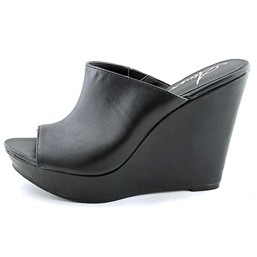 American Rag Sloan Kvinnor Oss 8,5 Svarta Kil Sandal