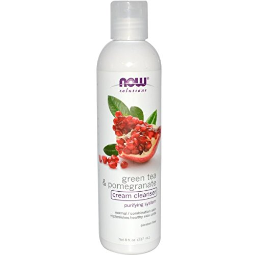 NOW Foods Pomegranate Facial Cleanser