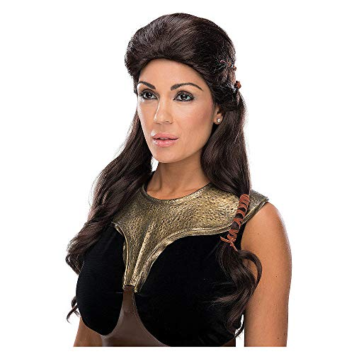 HalloWIG Compatible with Queen Gorgo Wig Deluxe - 300: Rise of an EmpireHalloween Costumes Costume Accessories Wigs