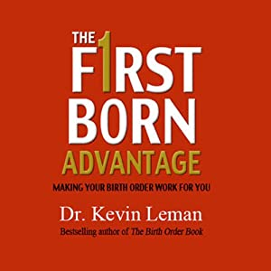 The First Born Advantage Audiobook