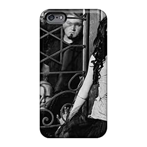 Excellent Hard Cell-phone Cases For Iphone 6 With Provide Private Custom Trendy Evanescence Band Pictures AshleySimms