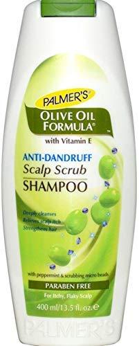 (Palmer's Olive Oil Formula Anti-Dandruff Scalp Scrub Shampoo 13.50 oz (Pack of 2))