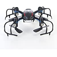 Tech RC MJX X902 Micro Spider 2.4GHz 6 Axis 3D Gyro Quadcopter RC Helicopter Black