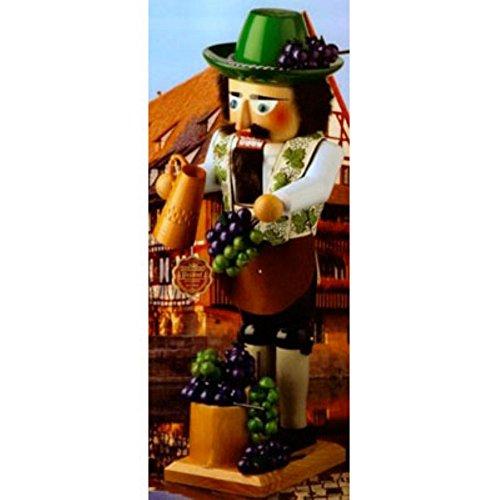 [Steinbach Wine Grower German Nutcracker] (Winemaker Costume)