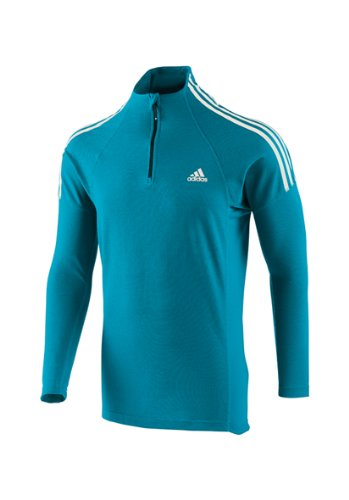adidas Poloshirt ASE PCO 1/2 Zip Long Sleeve - Top de Manga Larga ...