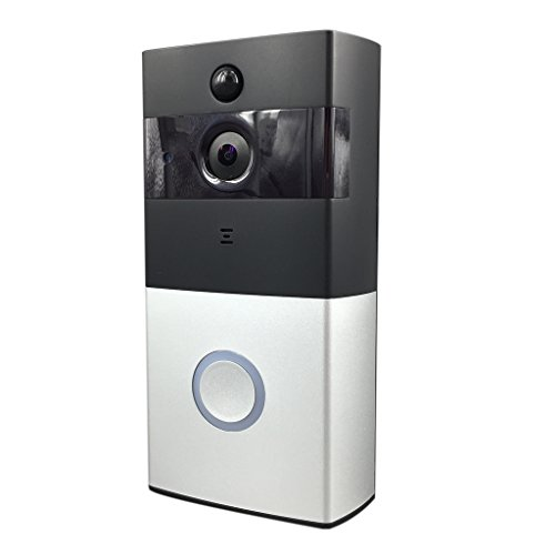 MagiDeal Wireless Camera Doorbell Video Sound Intercom WiFi Remote Security IR LED Bell by Unknown