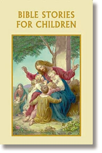 Bible Stories For Children 12P by Christian Brands