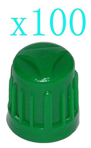 Cutequeen 100pcs Green Plastic Wheel product image