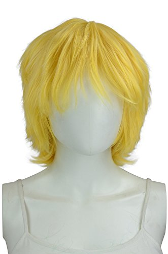 EpicCosplayApollo Rich Butterscotch Blonde Shaggy Wig for Spiking (33RBSB) -