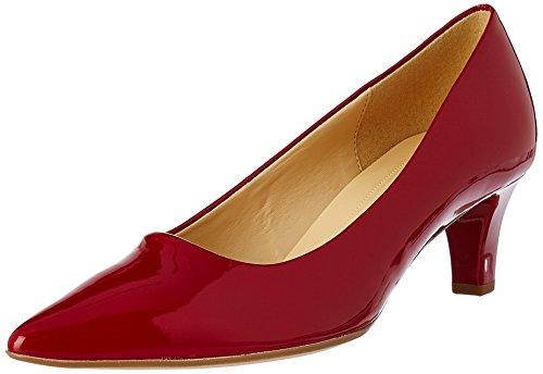 Pompe Da Donna Di Moda Gabor, Beige Rosso (ciliegia + Tacco 75)