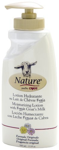 Canus All Natural Lotion, Original Fragrance, 11.8 Ounce by ()