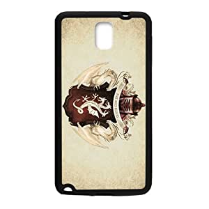 KKDTT Fire And Blood Design Personalized Fashion High Quality Phone Case For Samsung Galaxy Note3