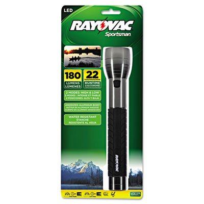 Spectrum/ Rayovac #SE4W3C 4W LED Flashlight