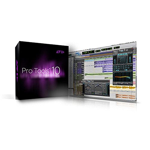 AVID Pro Tools 10 Student Version (Activation Card)