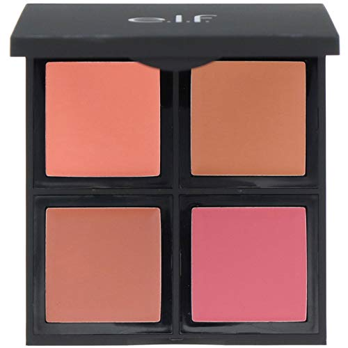 E L F Cosmetics Cream Blush Palette Soft 0 43 oz 12 4 g