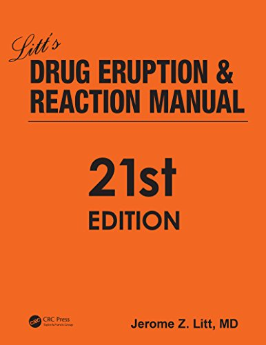 Litt's Drug Eruption and Reaction Manual, 21st Edition Pdf