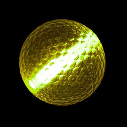 blinkee Glow Stick Golf Ball Yellow by]()